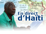En direct d'Haïti